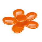 koziol Eierbecher A-PRIL 2er-Set, orange